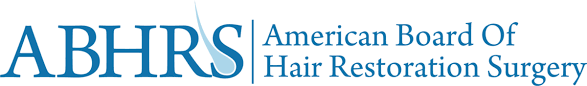 ABHRS 美國植髮醫學會專科醫師證書