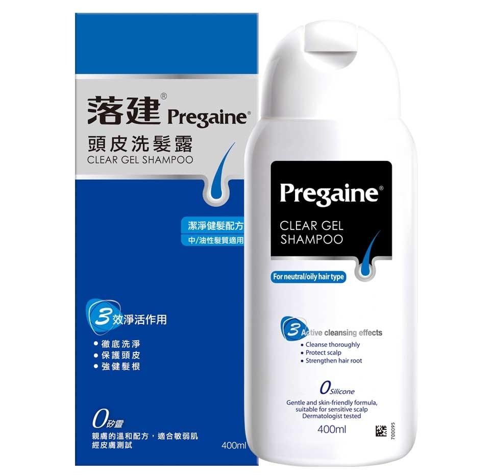 無矽靈,搞定脂漏性皮膚炎,改善頭皮出油-落建頭皮洗髮露-潔淨健髮配方
